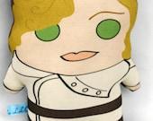 River Song plush doll