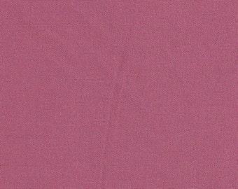 Mauve Purple Fabric- Cotton Stretch Modern- 45 x 2 Yds