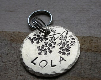 Custom Dog - Pet ID Tag-The Lola