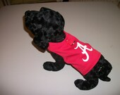 Red Alabama Walking Harness