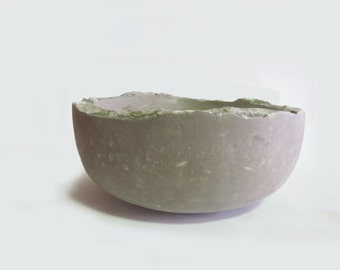 Limestone Natural Edge Bowl