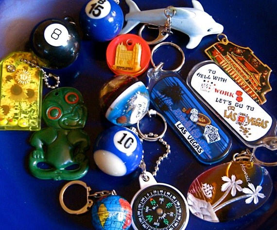 Take 20% Off Sale FUN Novelty Key Chains 14 Collectibles