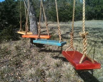 Set of Two Medium Tree Swings