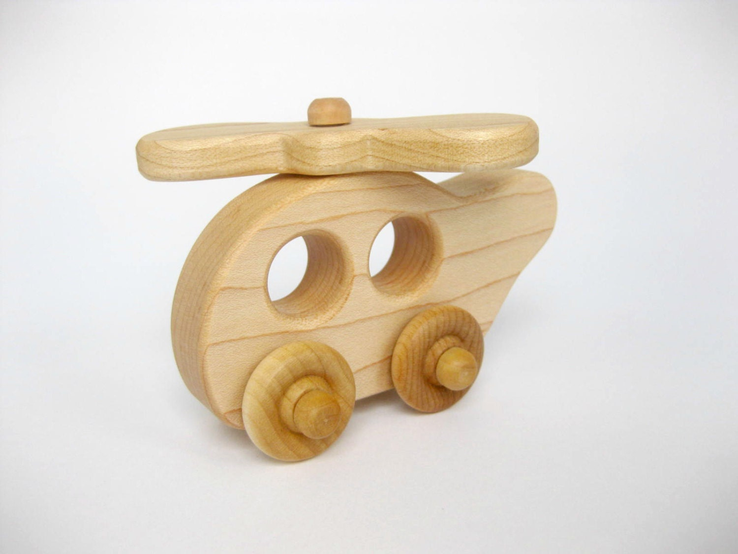 Wooden Toy Helicopter Little wooden toy helicopter