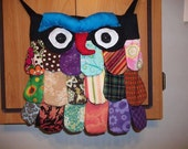 Owl purse (example)