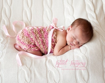 Darling Corset Onesie Knitting Pattern - 5 Sizes Included - PDF Sale - Instant Digital Download