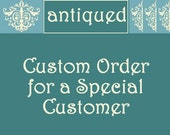 Custom Order for Nostalgiccrafter