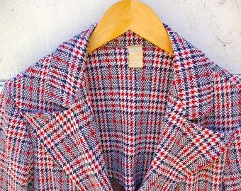 60s Polyester Blazer
