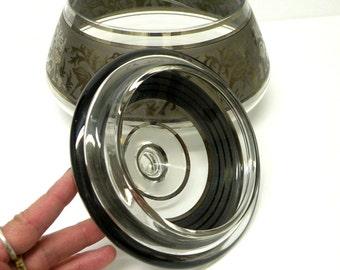 Lead Crystal Bowl from Czechoslovakia Cut Cut 24% Lead Platinum Crystal Wedding Ring Gift Crystal Bowl Vintage Crystal Bowl Gorgeous Bowl
