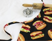 Hamburger Child Apron