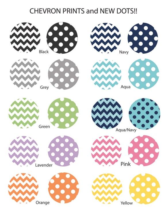 Freckles Fabric Choices - Order a swatch