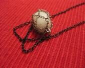 Enslaved Stone Necklace
