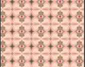 Reserved - LAST 57 inches on bolt - FABRIC - Rock n Romance Pat Bravo - Heartbreaker - Playground Love Sugar - Art Gallery Fabrics