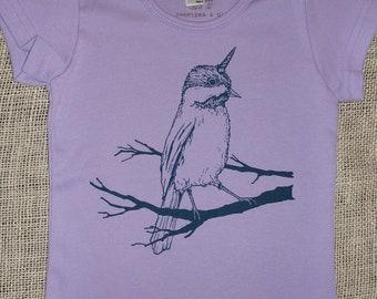 Unibird - Girls tee