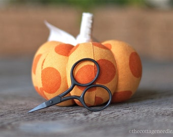 """2-1/2"""" Tiny Snips embroidery scissors by Tamsco at thecottageneedle.com black cross stitch hand embroidery mini scissors"""