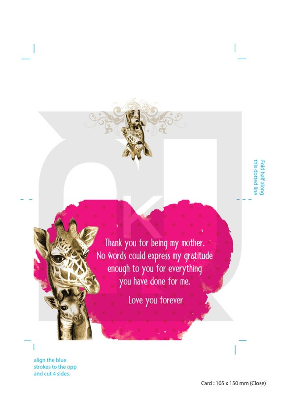 Happy Birthday Mom Cards Printable Images & Pictures - Becuo