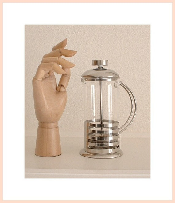 Coffee French Press by Gnali and Zani Made in Italy Tea and