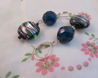 Dangle Earrings, Reflections