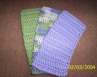 Crocheted Dish Cloth/Wash Cloth