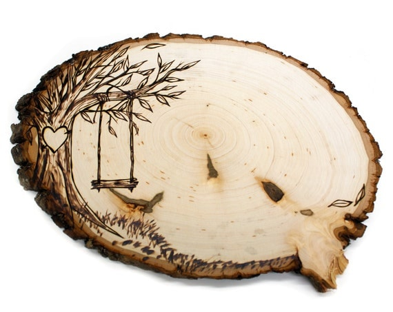 Gallery For gt Wood Burning Tree Designs