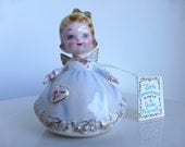Vintage Josef Originals Angel Little Commandments Doll - Stay Sweet and Clean