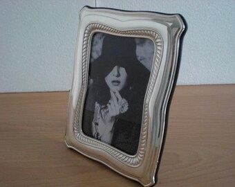 Handmade Sterling Silver Photo Picture Frame 1031 9x13 GB new