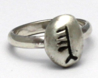 Ogham Initial ring