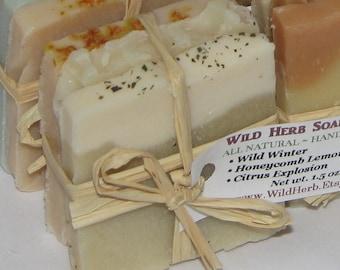 25 ELEGANT SHOWER FAVORS - Natural Soap Sets: Showers, Weddings, Baby, Bridal, Parties, Dinners, Christenings