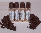 CLOSING SALE Lip Balm CHOCOLATE 100% Natural with Shea and Cocoa Butters