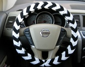 Steering Wheel Cover Bow - NO BOW You Choose - Custom Steering Wheel Cover with no bow BF11063