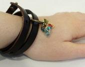 TheL.O.Z.® Ocarina of Time's Three Spiritual Stones Unisex Bracelet
