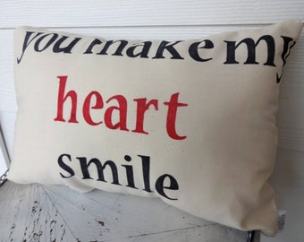 Popular items for smile quote on Etsy
