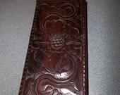 Carved Wood Box, Jewelery