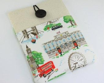 iPad mini Case, iPad mini Sleeve, iPad mini Cover, PADDED - London
