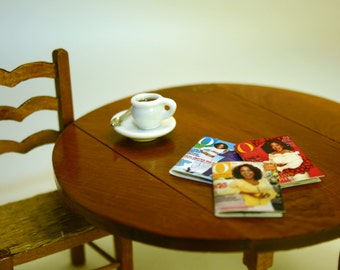 Miniature Women's Magazines