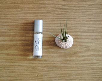 Honeydew Melon Perfume Oil, Roll On Perfume Fruity Sweet Fragrance Vegan