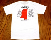 Oxford College City T-Shirt- Hanes 100% Heavy Cotton
