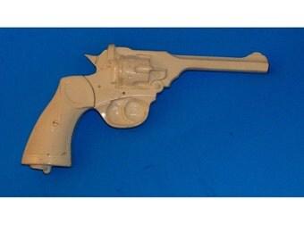 Bunkhouse Tools Webley Mark IV Holster Mold