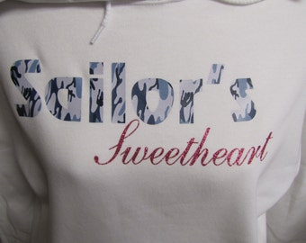 Sailor Sweetheart Sweatshirt