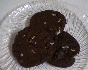 Andes Mint Chocolate Cookies- Mint Chocolate Cookies (24 cookies)
