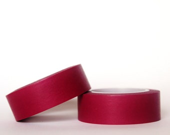Orchid Pink Washi Tape