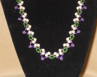 Floral Garden Necklace