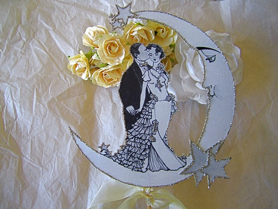 old hollywood wedding cake toppers unavailable listing on etsy 17996