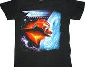 VTG 1986 ZZ TOP Afterburner Concert Tour T-Shirt Deadstock Tee Shirt 1980s 80s Never Worn