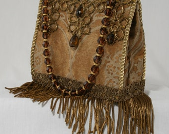 Fabulous Fortuny Handbag