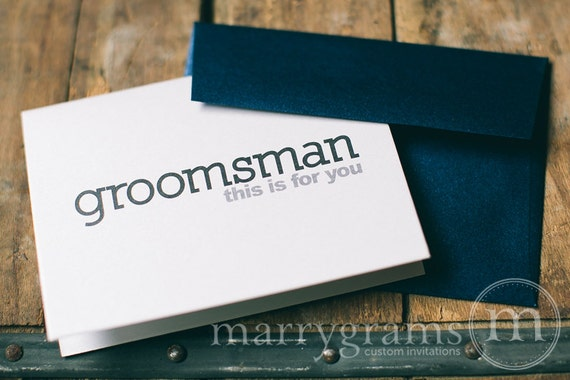 Wedding Gift For Junior Groomsmen : To My Ring Bearer, Usher, Junior Groomsman Wedding party... Wedding ...