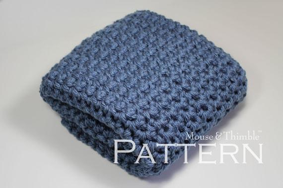 Crocheting Blanket Patterns For Beginners Blanket Beginner Crochet