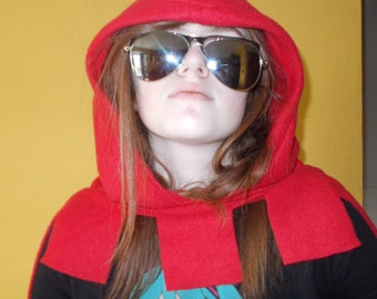 Cosplay Red Hood/Cape Cosplay Hat