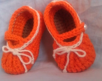 Cute Cotton Mary Jane Shoes