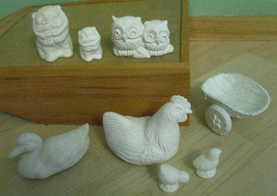 Ceramic Bisque Suppliers - 0425